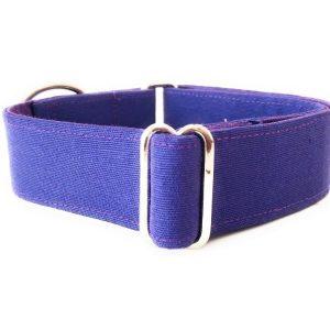 Collar perro VIOLETA Liso FB-min
