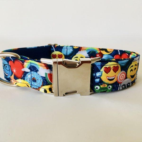 Emoji dog collar 6