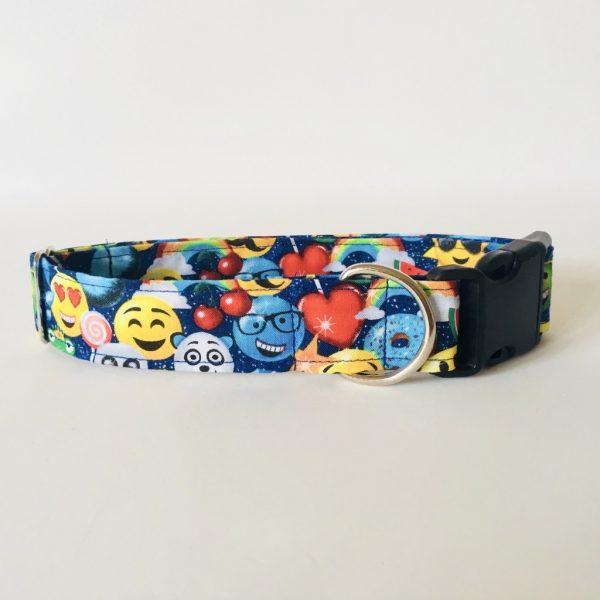 Emoji dog collar 7