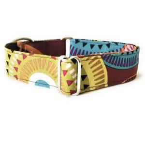 collar perro aurora boreal marron FB-min