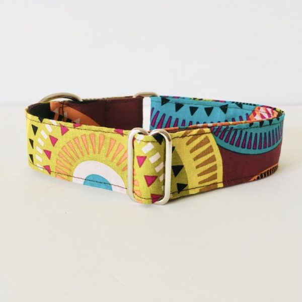 collar perro aurora boreal marron 3