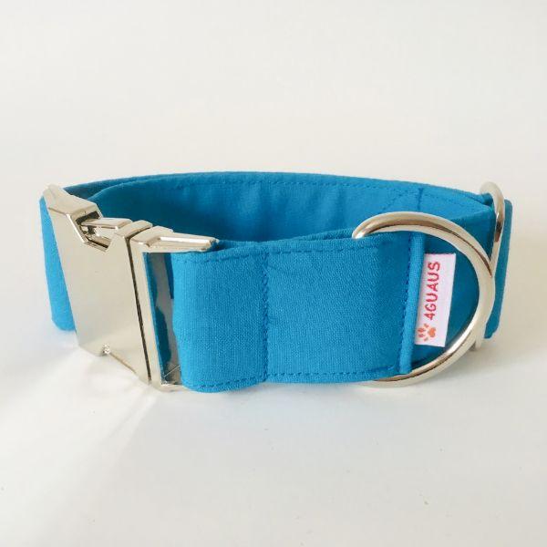 collar perro azul medio 4-min