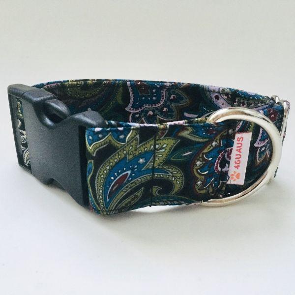 collar perro cachemira azul 6-min
