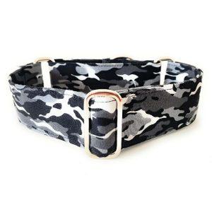 collar perro camuflaje negro 1-min