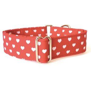 collar perro corazones rojos FB-min