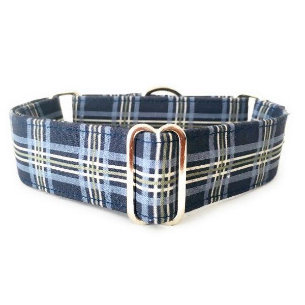 collar perro cuadros azul FB-min