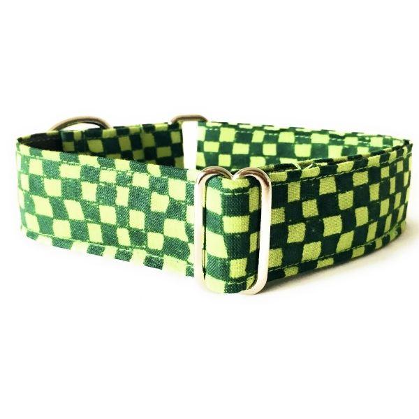 collar perro cuadros verde FB-min