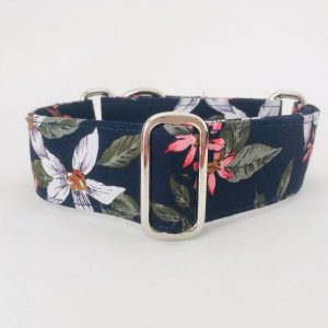 collar perro flor silvestre 1-min