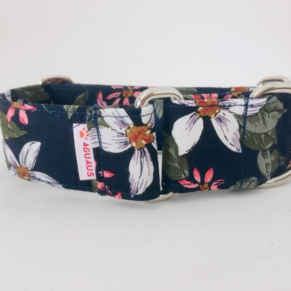 collar perro flor silvestre 2-min