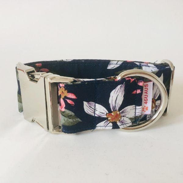 collar perro flor silvestre 4-min