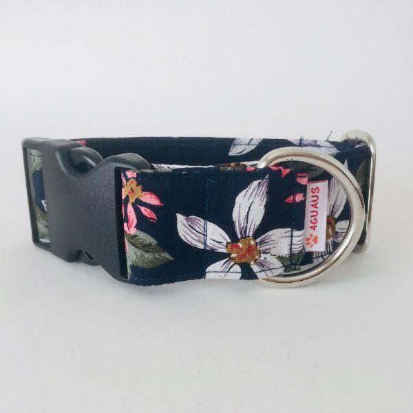 collar perro flor silvestre 6-min