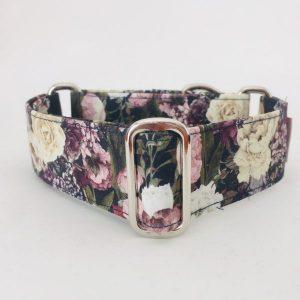 collar perro floral 1-min