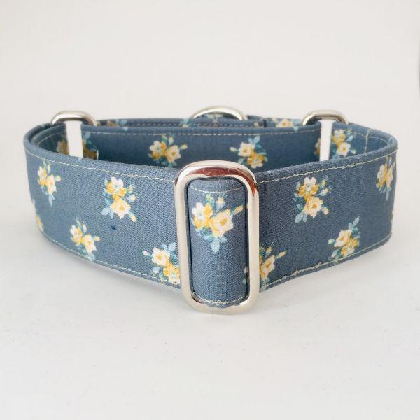 collar perro flores mini 1-min