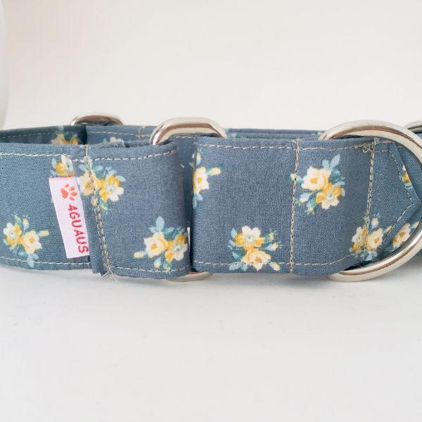 collar perro flores mini 3-min