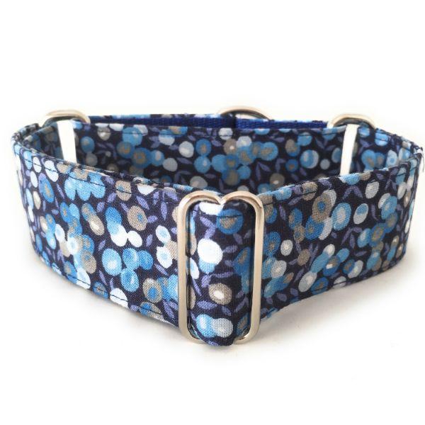 collar perro frutos azul 1-min