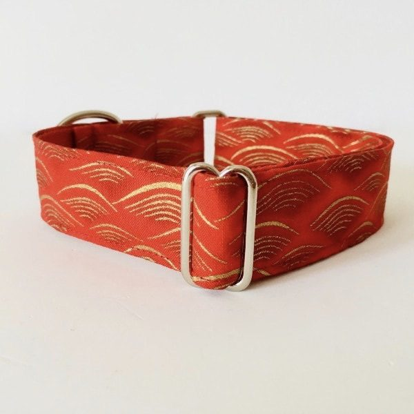 collar perro imperial rojo 1