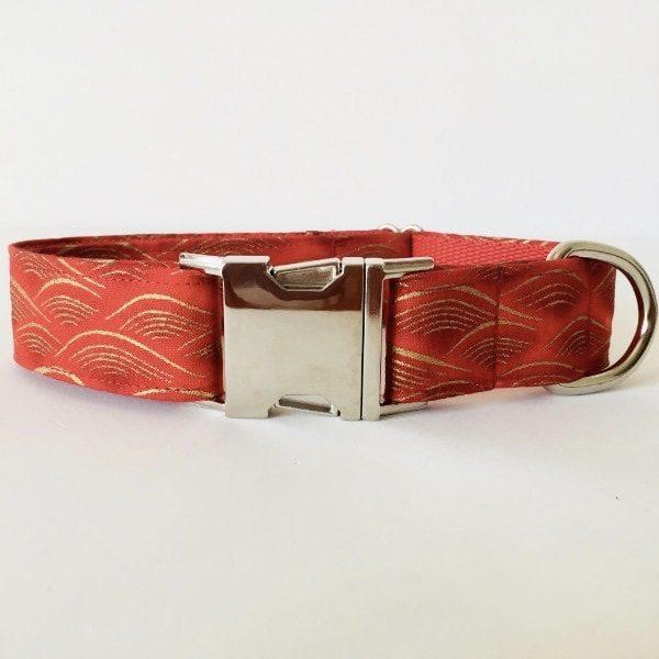 collar perro imperial rojo 2