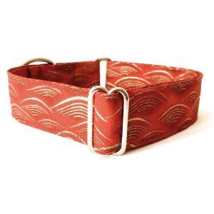 collar perro imperial rojo FB-min