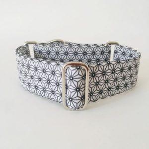collar perro japan gris 1-min