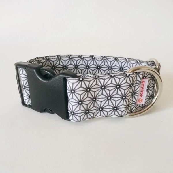 collar perro japan gris 6-min