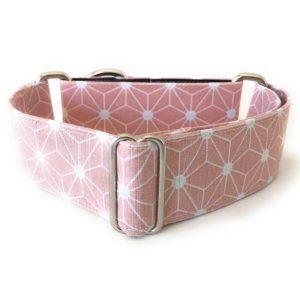 collar perro japan rosa 1-min