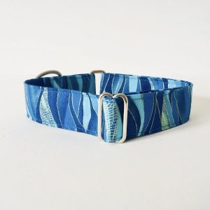 collar perro libelula azul 3