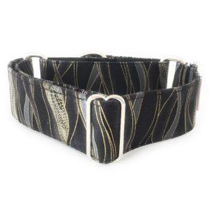 collar perro libelula negro 1-min