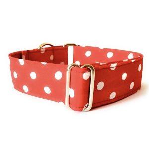 collar perro lunares rojo FB-min
