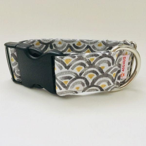 collar perro ondas gris 6-min