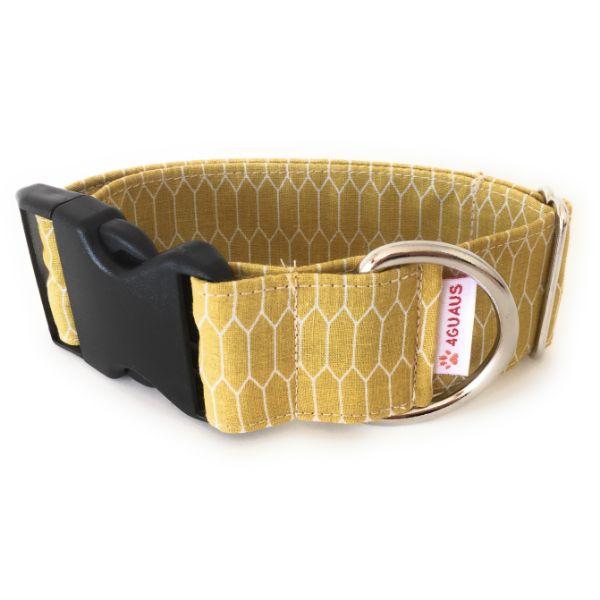 collar perro panales mostaza 6-min