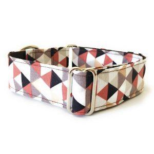 collar perro triangulos naranja FB-min