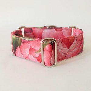 collar perro tulipan rosa 1-min