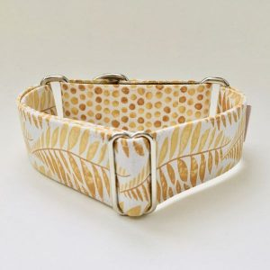 collar perro verano amarillo 1-min